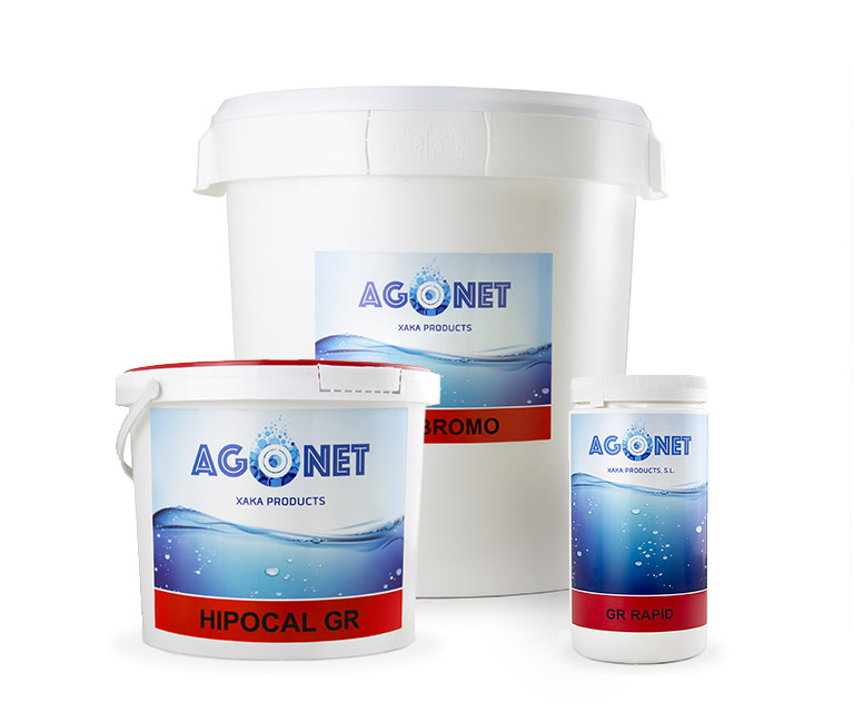 Gama desinfectantes Agonet