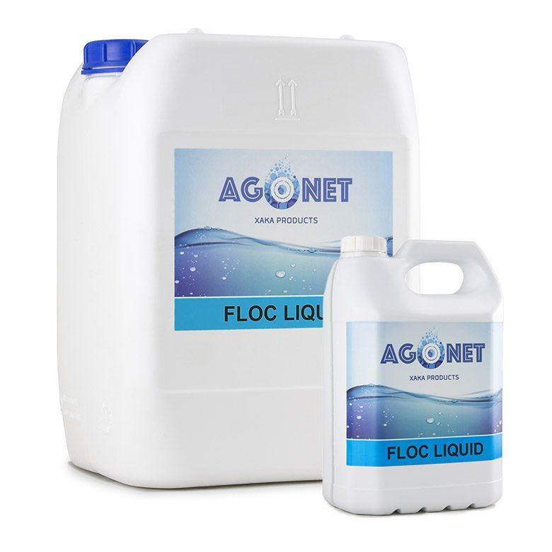 Floculante liquid Agonet