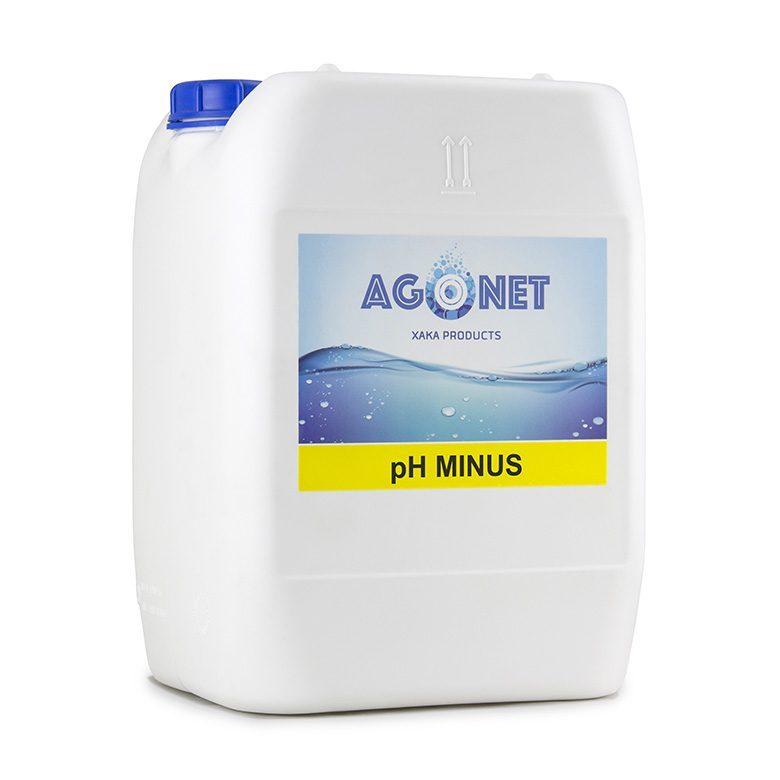 Ph minus Agonet