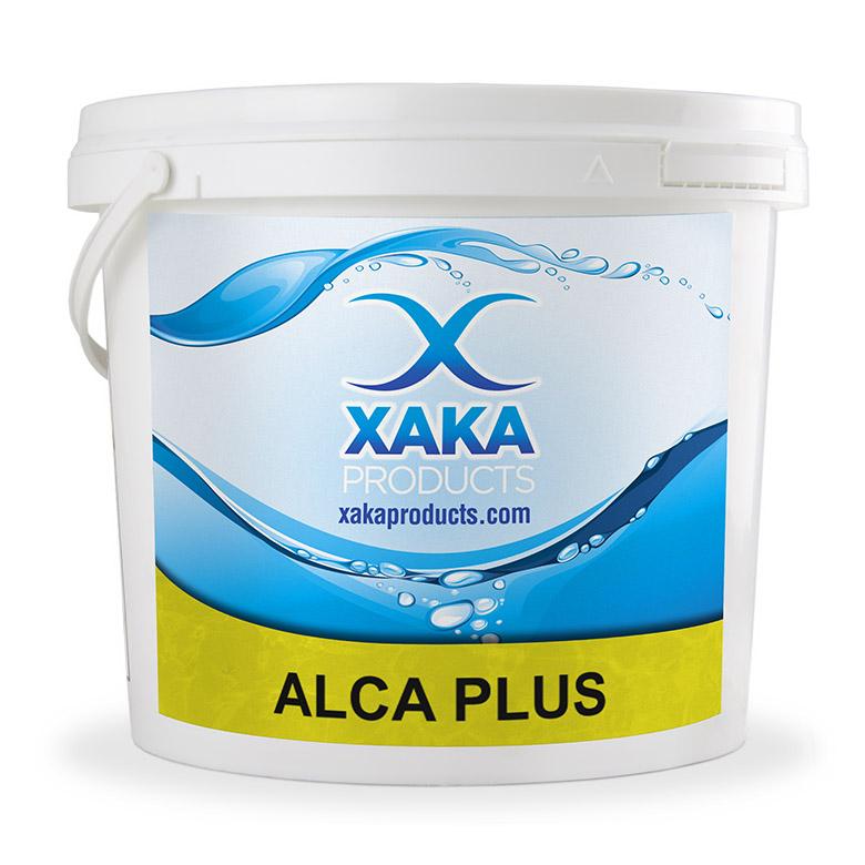 Alca plus Xaka