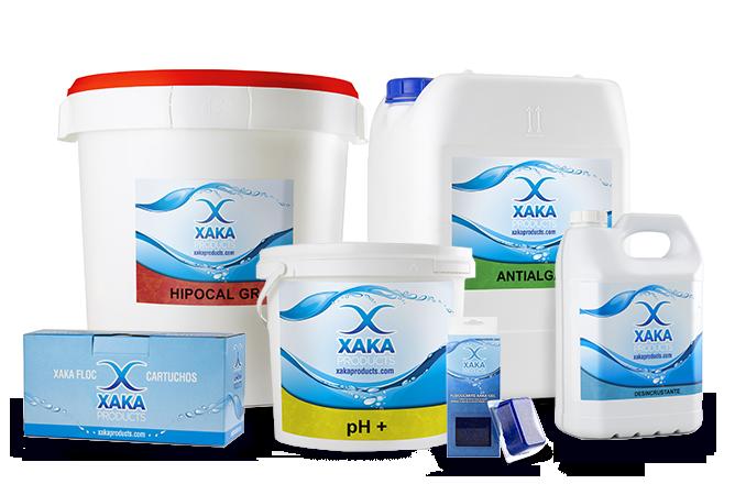 Gama productos Xaka