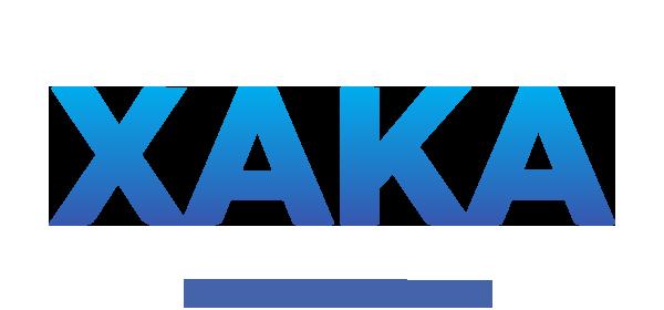 logotipo gama Xaka