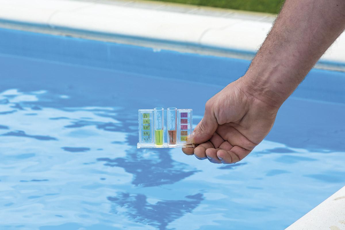 Test agua de piscina Xaka Products