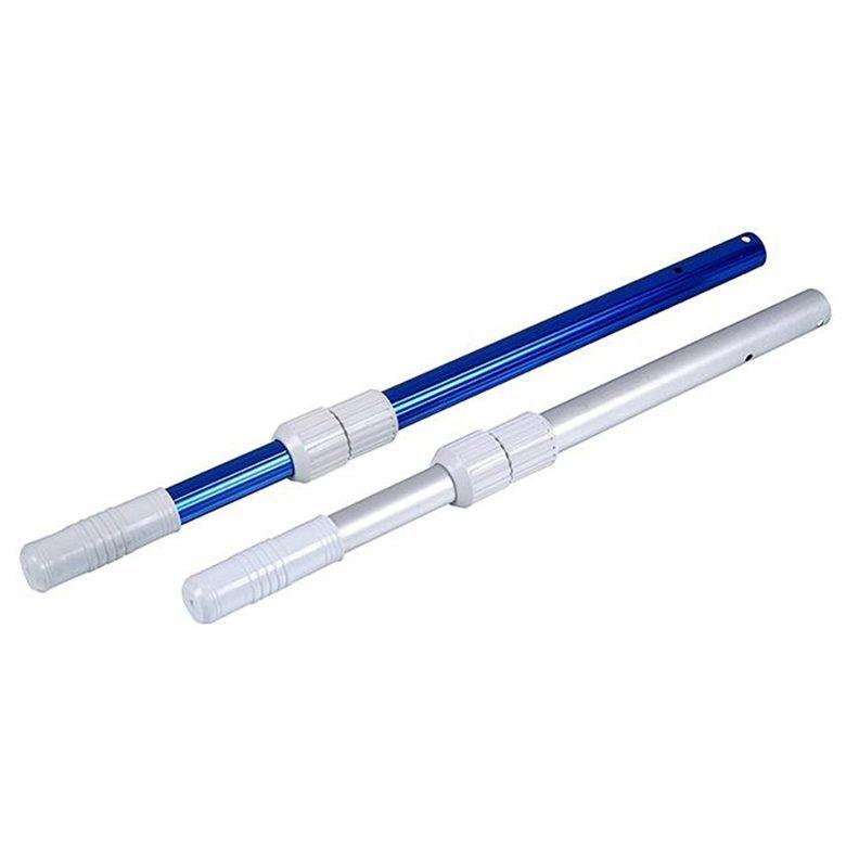 pértiga telescópica aluminio para limpiar piscina
