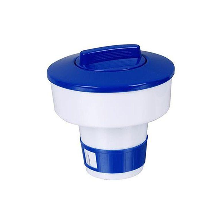 dosificador de cloro flotante piscina